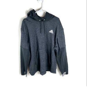 Men's Adidas Hoodie Size 2XL